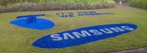 Grass Signage