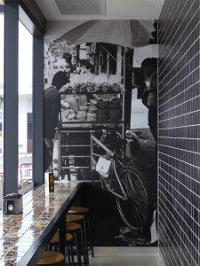 wall film decor