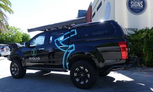 custom vehicle decal