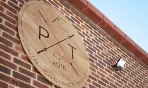 wooden outdoor signage